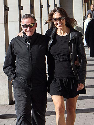 Robin Williams Wedding -- All the Details