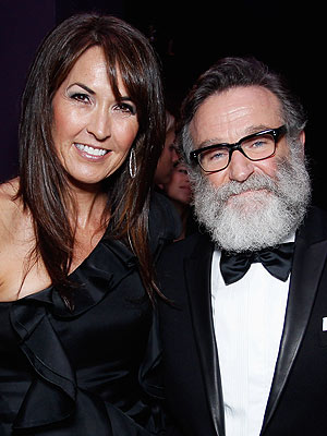 Robin Williams Weds