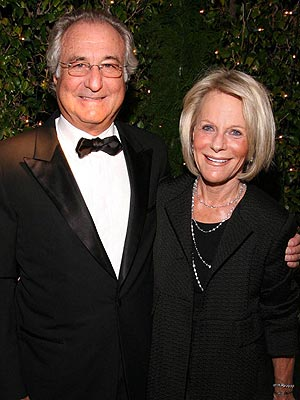 Bernie Madoff & Ruth Madoff Contemplated Suicide, She Says
