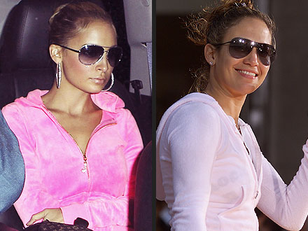 Nicole Richie Is Dead Ringer for Jennifer Lopez on Halloween