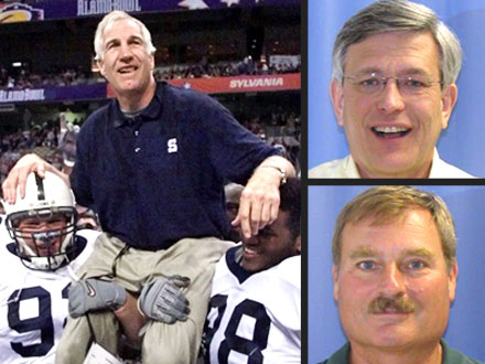 Penn State's Jerry Sandusky Faces Child Sex Charges