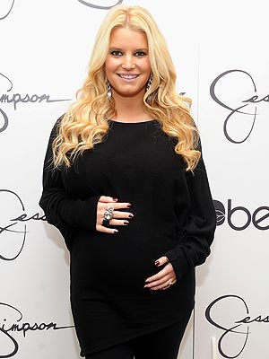 Jessica Simpson Pregnant: Raves About the Experience