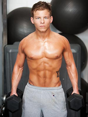 Jonathan Lipnicki Shirtless Photo: He's Ripped!