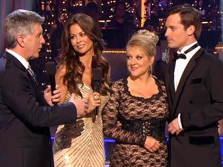 Dancing with the Stars: Nancy Grace, Tristan MacManus Never Argued