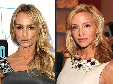 Real Housewives of Beverly Hills: Camille Grammer, Taylor Armstrong