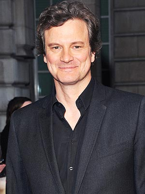 Colin Firth Auctions Himself Off for Oxfam Charity