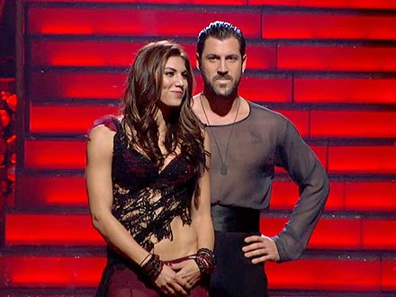Dancing with the Stars: Hope Solo and Maksim Chmerkovskiy Eliminated