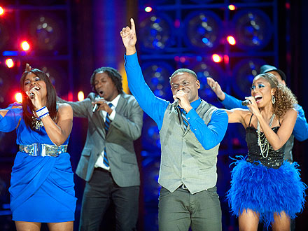 The Sing-Off Finale: Top Three Groups Revealed