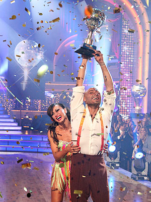 J.R. Martinez: Dancing with the Stars Winner - Beats Rob Kardashian, Ricki Lake