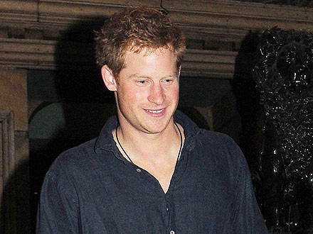 Prince Harry Clubbing in Las Vegas: All the Details