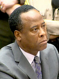Conrad Murray Sentencing: Four Years for Michael Jackson's Death