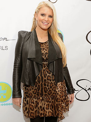 Jessica Simpson Pregnant: I Think It&#39;s a Girl