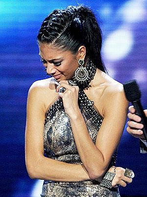 Rachel Crow X Factor Elimination: Nicole Scherzinger Responds