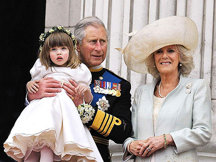Prince Charles and Camilla's Christmas Card
