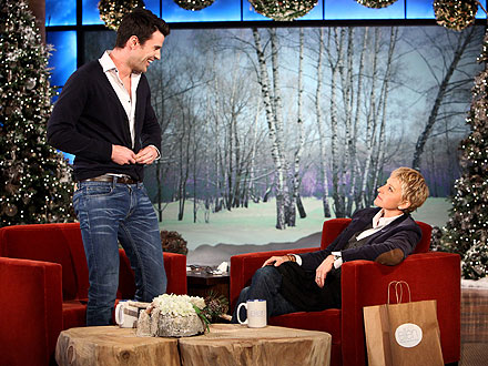 X Factor: Steve Jones Tells Ellen DeGeneres About Voices in His Head