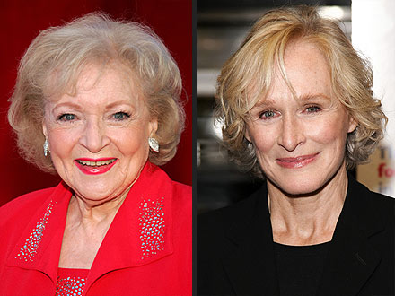 SAG Awards: Betty White, Glenn Close Get Two Nominations Each