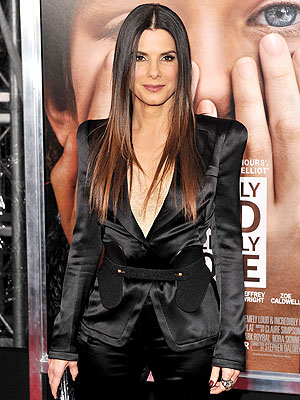 Extremely Loud and Incredibly Close Premiere: Sandra Bullock Pictures