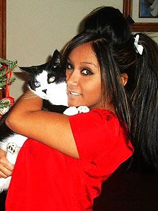 Snooki: I Have 'Bad Luck with Guys Because I'm Obsessed with My Cat'