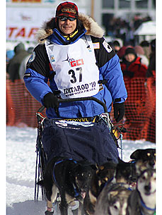 Racer Martin Buser Vies for Fifth Iditarod Win