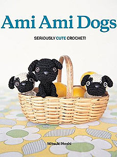 We&#39;re Hooked on Ami Ami Dogs Crochet Book