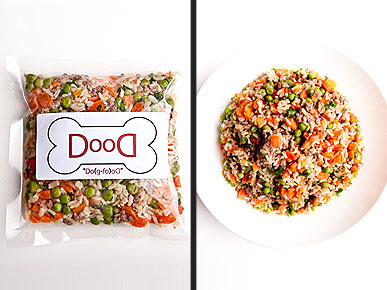 DooD Delivers Doggie Gourmet to Your Door