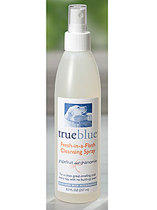 True Blue's New Spray Is a Bath in a Bottle