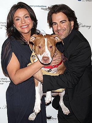 Rachael Ray's Dog Isaboo Rules the House