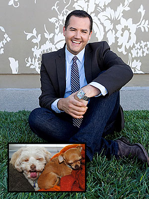 Ross Mathews's Soft Spot: His 'Mutty-Mutt' Dogs