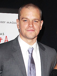 Matt Damon Afraid of Snakes In 'We Bought a Zoo'