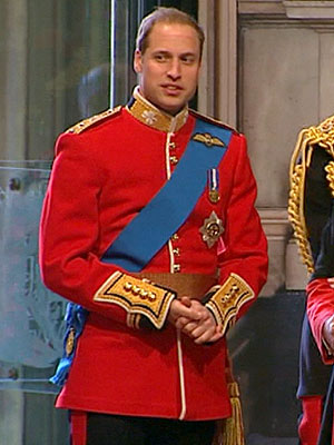 Prince William Turns 29