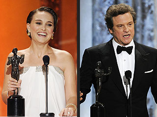 SAG Awards - Winners