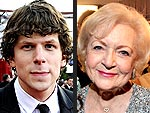 They Said What? Best Quotes of the SAG Awards | Betty White, Jesse Eisenberg