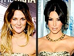 Fashion Faceoff | Drew Barrymore, Kim Kardashian