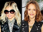 Fashion Faceoff | Fergie, Jessica Alba