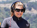Stars' Workout Shout-Outs | Fergie, Josh Duhamel