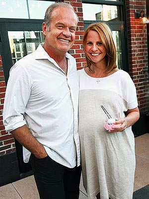 Kelsey Grammer Welcomes a Daughter