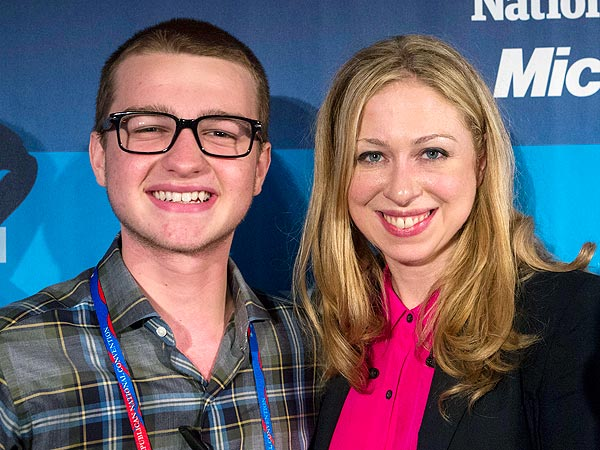 Republican National Convention: Chelsea Clinton Advises Angus T Jones