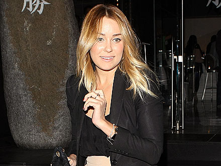 Lauren Conrad Catches Up with Hills Costar in Hollywood