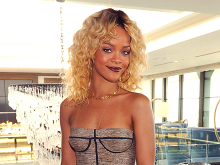 Rihanna Is Rock Star of Roc Nation Brunch