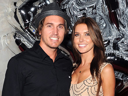 Audrina Patridge Has an Extra-Sweet Vegas Visit with Her Beau