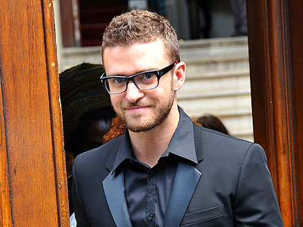 Justin Timberlake Has a Southern-Fried Dinner in Georgia