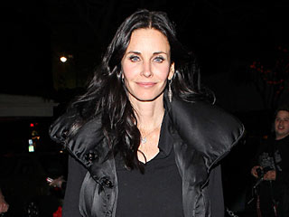 Courteney Cox Jokingly Swats Down Friends Reunion Rumors: 'Let It Go!'