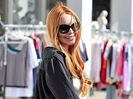 Lindsay Lohan&#39;s Post-Probation Plan: Low-Key Dinners