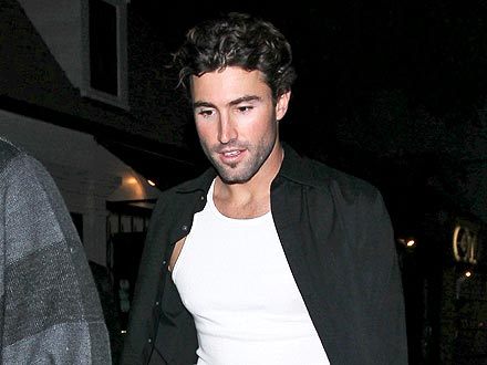 Brody Jenner Flirts (and Dances) at L.A. Nightclub