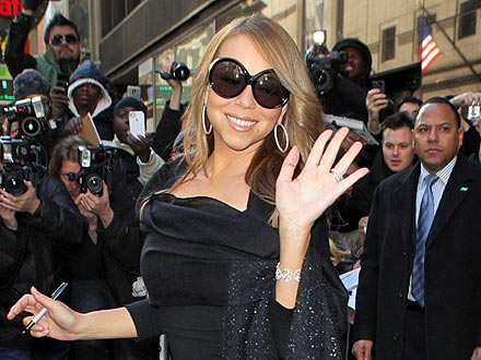 Mariah Carey Finds a Favorite New N.Y.C. Breakfast Spot