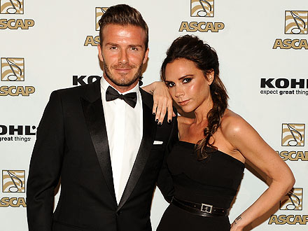 Inside Posh & Becks's Sweet Family Dinner