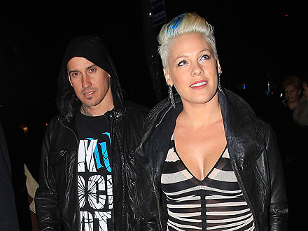 Pink and Carey Hart's Vegas Date Night