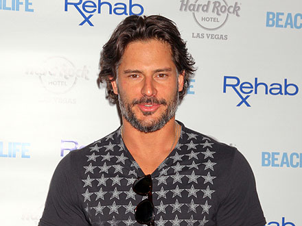 Joe Manganiello Heats Up Vegas with a Pool Party