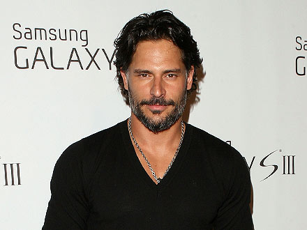Joe Manganiello Steps Out with a Leggy Lady on His Arm