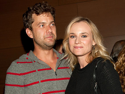 Diane Kruger & Joshua Jackson's Lovey-Dovey Play Date